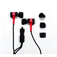 Tai nghe nhét tai vỏ kim loại SOMIC SC418 có mic siêu bền-Hàng chính hãng