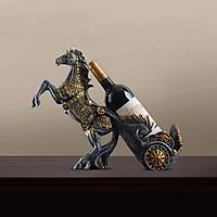 Ngựa màu xanh đê rượu - NXĐR 86