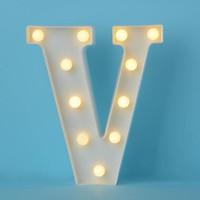 Đèn LED Chữ Cái Loại Lớn 22cm Trang Trí Tiệc Cưới, Sinh Nhật - 26 Chữ Cái