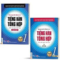 Sách - Combo Tiếng Hàn Tổng Hợp Dành Cho Người Việt Nam - Sơ Cấp 1 ( SBT + GTR)