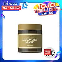 Mặt nạ ngải cứu làm dịu da sau mụn, da kích ứng I'M FROM Mugwort Mask 110g