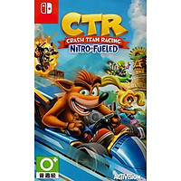Đĩa game Crash Team Racing Nitro Fueled cho máy Switch