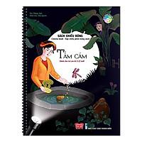 Cuốn sách mang lại những thước phim sống động cho bé: Sách Chiếu Bóng - Cinema Book - Rạp Chiếu Phim Trong Sách - Tấm Cám