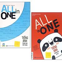 Bộ Sách All In One Tự Học Tiếng Anh Cho Học Sinh THPT Và THCS (Bộ 2 Cuốn)