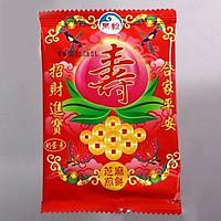 (TAIWAN FOOD LEGEND) Bánh vừng 18g * 6gói / túi