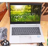 HP EliteBook 830 G5 (3XD07PA) (Silver)Core I5-8250U/8G ram,256GB SSD Hàng Chính Hãng