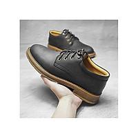 Giày Tây Nam Da Bò Cao Cấp UDANY Trẻ Trung Năng Động - GBD12