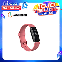 Đồng Hồ Thông Minh Fitbit Inspire 2 - Hàng Chính Hãng