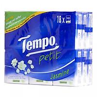 Khăn giấy cao cấp Tempo Petit Jasmine 18 gói