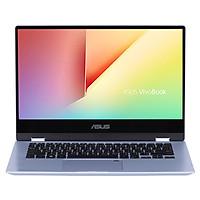 Laptop Asus VivoBook TP412FA-EC599T (i3 10110U/4GB RAM/512GB SSD/14 Touch FHD/Win10/Bút/Bạc Xanh)-Hàng chính hãng