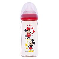 Bình Sữa Disney PPSU Plus Pigeon (240ml) (M)