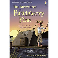 Usborne Young Reading Series Three: Adventures of Huckleberry Finn