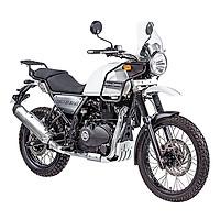 Xe Motor Royal Enfield Himalayan - Trắng