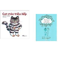 Combo 2 cuốn sách: Con mèo triệu kiếp + Fred người bạn tưởng tượng