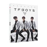 Photobook TFBOYS sách ảnh nhóm TFBOYS