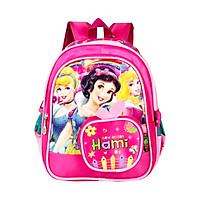 Balo mẫu giáo, nhiều hình dễ thương cho bé gái, HAMI bmg213 - hàng chính hãng