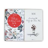 Sách Combo Phan Ý Yên: Tình yêu là không ai muốn bỏ đi + Ai cũng đã từng yêu như thế (Bản mới)