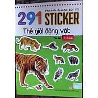 291 sticker thế giới động vật