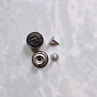 Nút sắt đóng quần jeans phụ kiện may mặc (gói 10 nút)