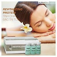 Tinh chất phục hồi tái tạo tóc hư tổn - REVITALIZING PROTEIN - Alphatra Classic