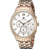 Đồng hồ đeo tay  Nữ dây kim loại Tommy Hilfiger 1781611
