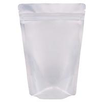 Túi zip mặt trong mặt bạc đáy đứng 18x26cm (1kg)