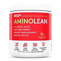 RSP Amino Lean - 30 Serving - All-in-one PreWorkout - Tăng cơ nạc giảm mỡ thừa, phục hồi năng lượng dành cho cả nam và nữ