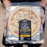 Pizza thịt muối và nấm 250g