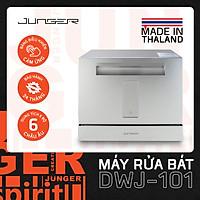 Máy rửa chén bát 6 Bộ Junger DWJ-101 - Điều khiển phím cơ điện tử