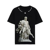 Áo T-Shirt unisex MIKENCO HERAKLES AND CERBERUS