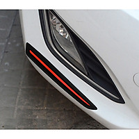Bộ 2 nẹp chống xước ô tô NX010