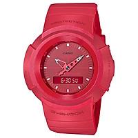 Đồng hồ nam dây nhựa Casio G-Shock chính hãng AW-500BB-4EDR (47mm)