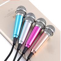 Micro mini hát karaoke trên máy tính điện thoại