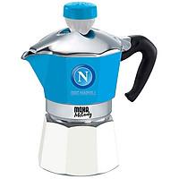 Bình Pha Cà Phê Thể Thao Napoli Bialetti - Moka 3 Cup 0004382