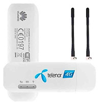 USB 4G Phát Wifi Huawei E8372 Và 2 Ăng Ten TS9 - Hàng Nhập Khẩu