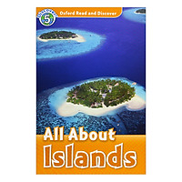 Oxford Read and Discover 5: All About Islands Audio CD Pack