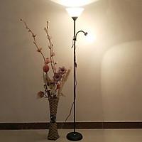 Đèn Cây Đứng 2 Nhánh Trang Trí Nội Thất D280 [Kèm 02 bóng LED cao cấp] - Hàng Nhập Khẩu.
