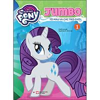 My Little Pony - Jumbo Tô Màu Và Các Trò Chơi 1