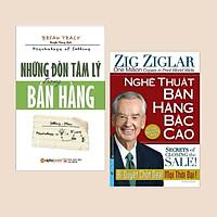 Combo Sách Marketing - Bán Hàng: Nghệ Thuật Bán Hàng Bậc Cao (Tái Bản 2019) + Những Đòn Tâm Lý Trong Bán Hàng (Tái Bản 2018) - (Sách Kinh Doanh / Tuyệt Kĩ Bán Hàng)