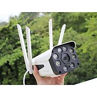 Camera ip wifi ngoài trời Yoosee 218S 4 Râu 8Led Full HD 1080P ( New 2020) - hàng nhập khẩu