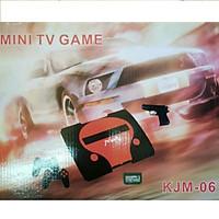 Máy chơi game 4 nút KJM06 tặng 1 băng nhiều trò