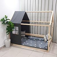 Bộ giường lều Fores hình chữ nhật