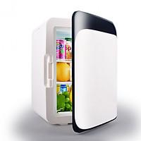 Tủ lạnh mini 2 chiều dùng trong nhà và trên ô tô - 10 lít