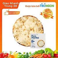 [Chỉ giao HN] - 4P's Original Pizza 4 loại phô mai (size 18-20cm) - được bán bởi TikiNGON - Giao nhanh 3H