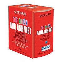 Từ điển Oxford Anh Anh Việt+(tặng tự học 2000 từ vựng tiếng anh theo chủ đề)