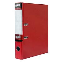 Bìa Còng A4 5cm Standard Plus 84-V216 - Đỏ