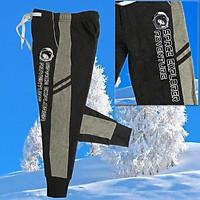 QUẦN THUN DÀI COTTON TRẺ EM HÌNH SPACE MÀU CHUỘT là quần nỉ dài bé trai, quần dài cotton mùa thu đông của bé trai từ 5 tuổi đến 18 tuổi (20kg đến 73kg) thuộc BST quần áo mùa thu đông của bé trai CATRIO 2021