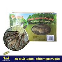 [Chỉ Giao HCM] Tôm Sú Organic (Size 18 - 20Con) - Giao Nhanh 2H - 1 Đổi 1 Tận Nhà - Hải Sản Hoàng Gia