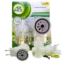 Bộ khuếch tán tinh dầu tự động Air Wick Ivory Freesia Bloom 19ml QT04986 - lan trắng nam phi
