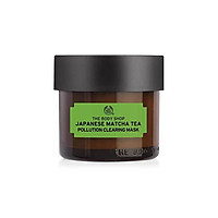 Mặt Nạ The Body Shop Japanese Matcha Tea Pollution Clearing (75ml)